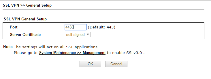 How to configure SSL VPN on Vigor 2925 using RADIUS